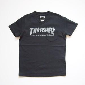 【キッズ】 THRASHER TEE