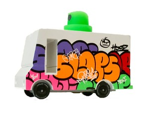 CANDYLAB / Graffiti Van