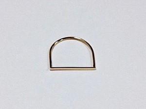 K18 Fan ring / 18金 ファンリング