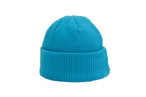 WHIMSY / FINE GUAGE BEANIE -TURQUISE-