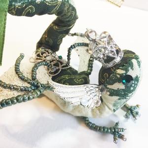 クリスマス宝石竜王 緑の天使