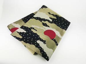 西陣織袋帯 クモゾラ アカツキ