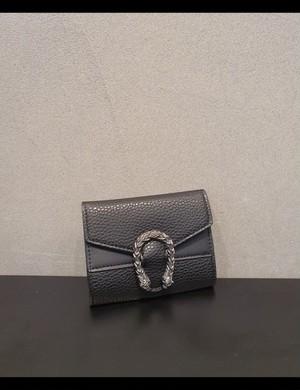TWOウォレット ウォレット 財布 折りたたみ財布 韓国ファッション