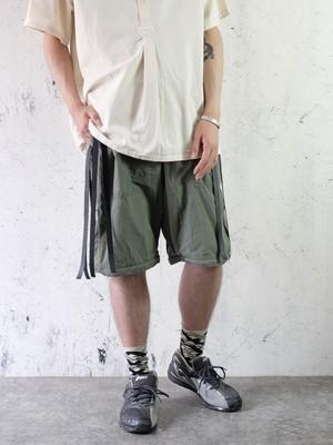 techno like short pants