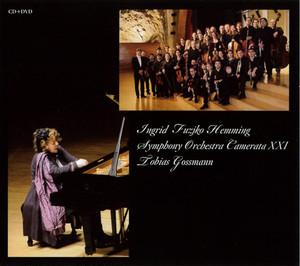 イングリット・フジコ・ヘミング/スペイン・カメラータ21/トビアス・ゴスマン(DVD付)