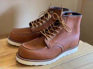 "RED  WING ""6""CLASSIC  MOC"""