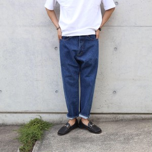LAMOND / Serubitch Tapered Denim (BLUE バイオウォッシュ)