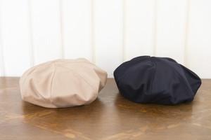 Tarre | カシミヤ混ウール ビッグベレー帽(キャメル)