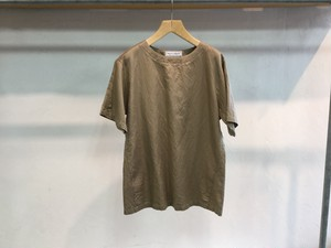 "UNIVERSAL PRODUCTS.""PULLOVER SHIRT BEIGE"""