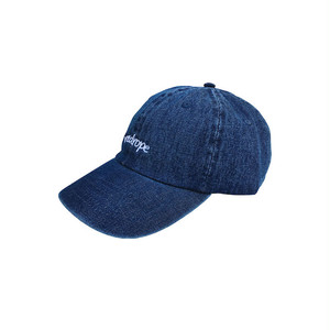 【#redropejp 6PANEL CAP】denim