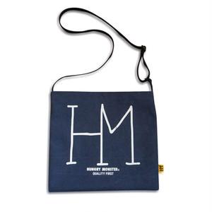 HM Logo Shoulder Bag