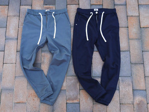 jogger tapred sweat pants /chakol gray