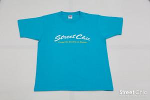 Crew - Tシャツ Curve [TURQUOISE]