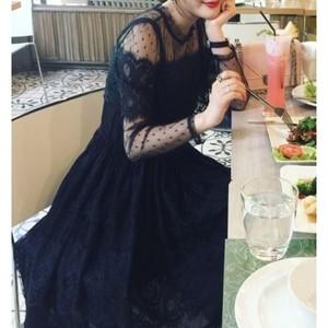 【即納・国内在庫】Medium Dress tdm136