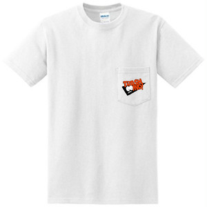 「L××KOUT」 Pocket T-shirt