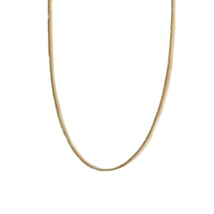 【GF1-72】16inch gold filled chain necklace