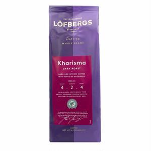 KHARISMA 400g(コーヒー豆・深煎り)  LÖFBERGS