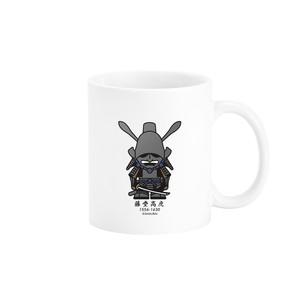マグカップ(藤堂高虎)