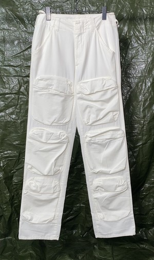 1999s HELMUT LANG 16 POCKET CARGO TROUSERS