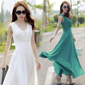 【即納・国内在庫】Long Dress Stdl034