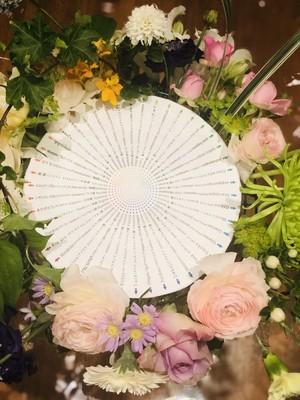 魔法の言葉「ありがとう」のCrazy Bouquet