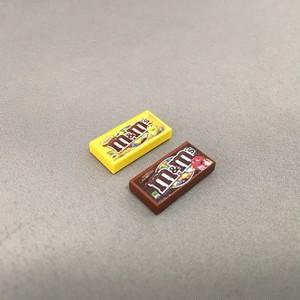LEGO レゴ お菓子ブロック MM(ハンドメイド)