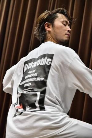 2019 Kumarobic  ロングスリーブTシャツ