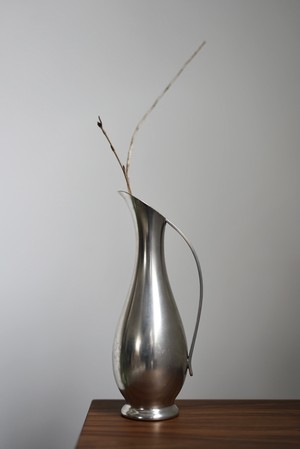 Royal Holland Daalderop KMD - Pewter Vase 1960's