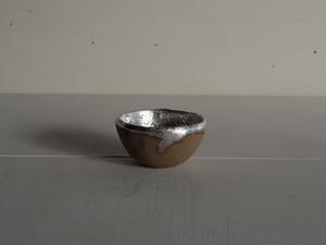 銀彩ぐい呑小鉢 2