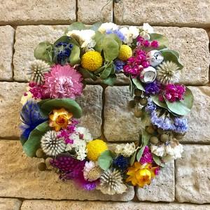 Mix color Wreath