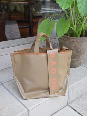【NEW】ebagos / PVC加工シリーズNO.10648