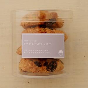 オートミールとレーズン&ナッツのクッキー