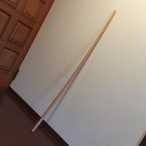 苗刀(大太刀)木刀