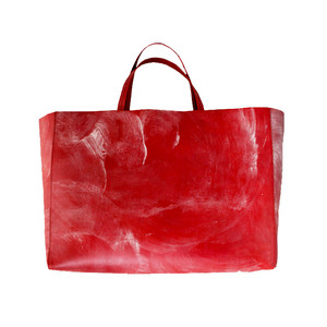 Wide Tote Bridle Leather