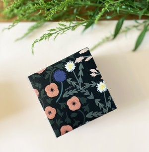 """Night Garden""  Wrapping paper   - ラッピングペーパー"