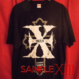 XTEEN OFFICIAL TEE 「CROSS」