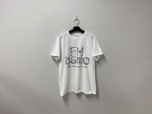 あすもTシャツ ホワイト