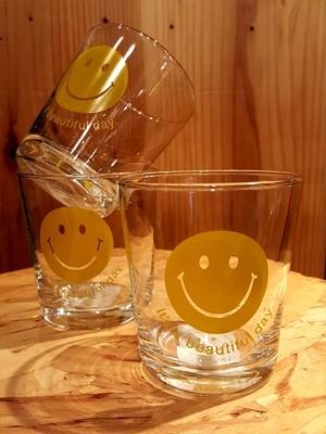 スマイル グラス 「ハーベイ・ボール・ワールド・スマイル財団OFFICIAL」
