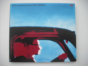【CD single】U2 / WHO'S GONNA RIDE YOUR WILD HORSES (4track)