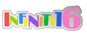 INFINITY16 MIRROR STICKER