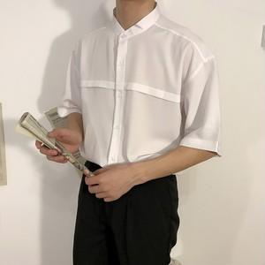 スタンドカラーシャツ BL6129