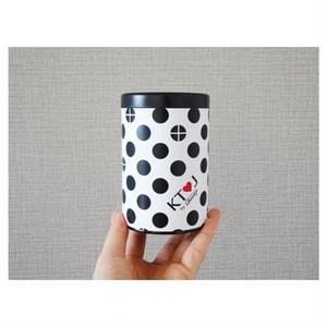 Quantize×野本園 KT♡J 2020 摘みたて令和茶(ホワイト缶単品)