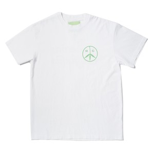 MISTER GREEN Greening of CA tee(White)