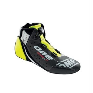 IC/805E370 ONE EVO X R SHOES MY2021 Black/silver/fluo yellow