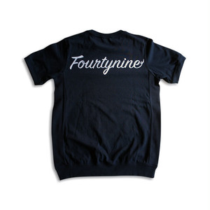 "Side Panel Tee ""Fourtynine"""