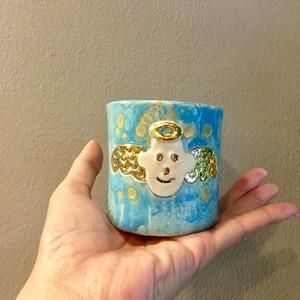 Koyomi Yanagimoto Angel flowerpot