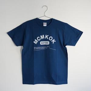 MCMKOK - T-shirt / Indigo