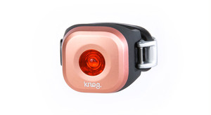 "knog Blinder MINI ""DOT"" COPPER REAR"
