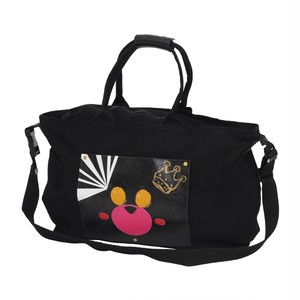 TECHNICAL LEATHER CAMPUS 2WAY BAG BEAR
