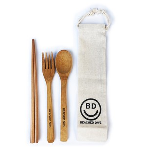 BEACHED DAYS Cutlery Set